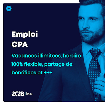 Emploi : CPA- Analyste d'affaires